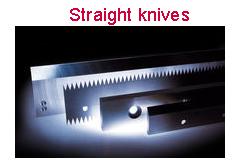 Straightknives